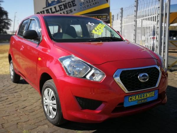 2015 Datsun Go 1.2 LUX Gauteng Brakpan_0
