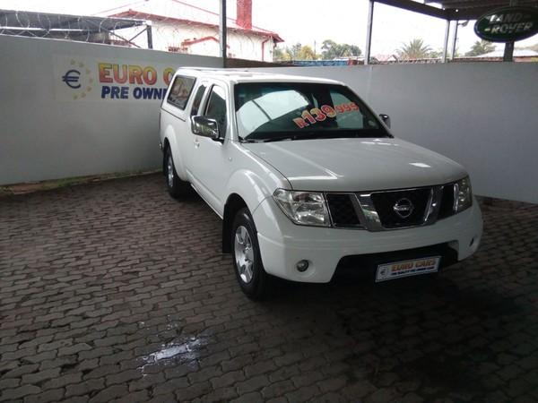 2011 Nissan Navara 2.5 Dci  Xe Kcab Pu Sc  Gauteng Pretoria West_0