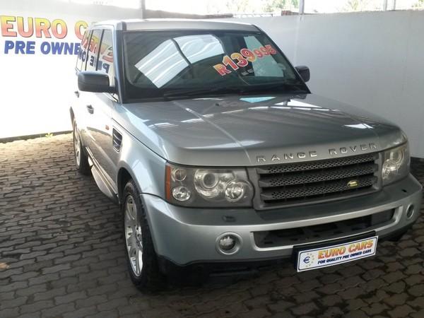 2006 Land Rover Range Rover Sport HSE 4.4 V8 Gauteng Pretoria West_0