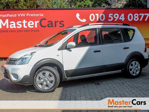 2013 Nissan Livina 1.6 Acenta X-gear  Gauteng Pretoria_0