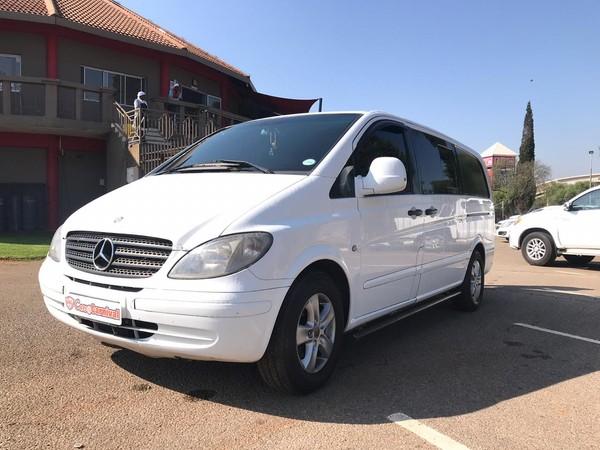 2004 Mercedes-Benz Vito Panel Van AT BARGAIN Gauteng Brakpan_0