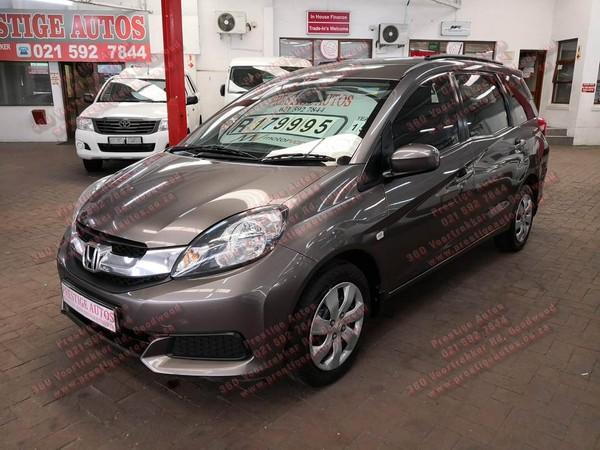 2015 Honda Mobilio Call Bibi 082 755 6298 Western Cape Goodwood_0