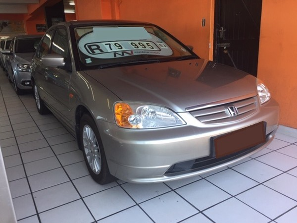 2003 Honda Civic Call Bibi 082 755 6298 Western Cape Goodwood_0