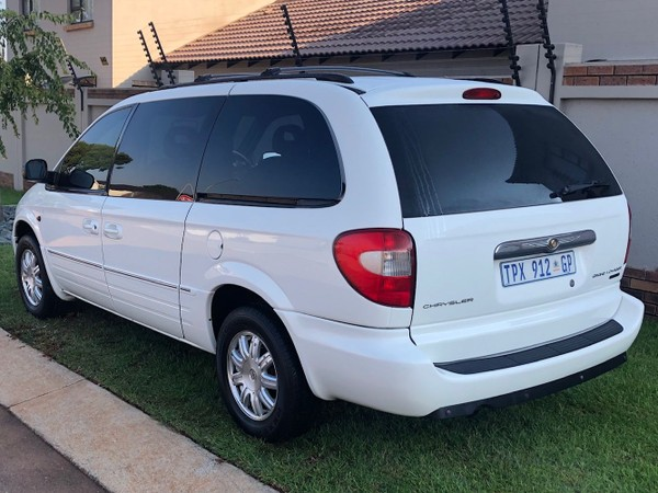 2006 Chrysler Grand Voyager 3.3 Limited At  Gauteng Pretoria_0