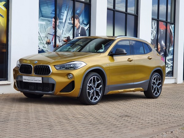 2018 BMW X2 sDRIVE18i M Sport Auto F39 Kwazulu Natal Richards Bay_0