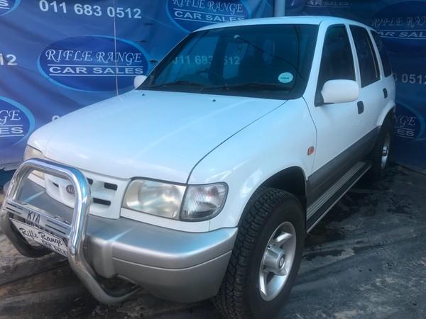2000 Kia Sportage Kia Sportage 2.0  Gauteng Rosettenville_0
