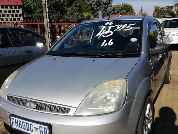 2006 Ford Fiesta 1.6i Trend 3dr  Gauteng Boksburg_0
