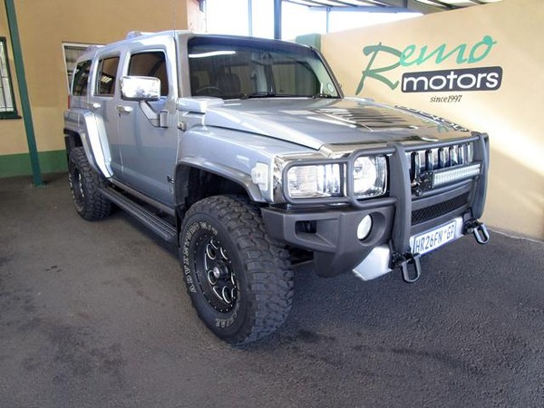 2010 Hummer H3 V8 Adventure At  Gauteng Pretoria_0