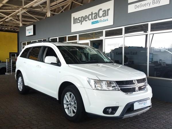 2013 Dodge Journey 3.6 V6 Sxt At  Gauteng Centurion_0