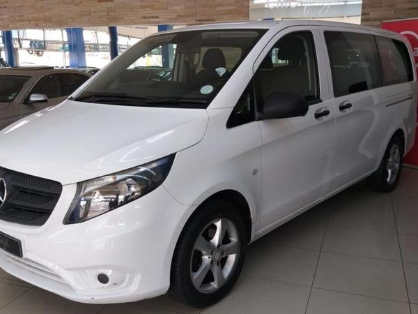 2016 Mercedes-Benz Vito 2016 Merc Vito 111 1.6 CDi TOURER Western Cape Goodwood_0