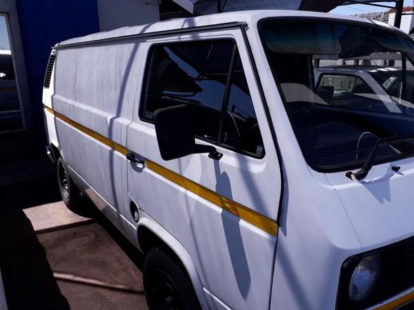 1989 Volkswagen Kombi 1800 Pvan Gauteng Boksburg_0