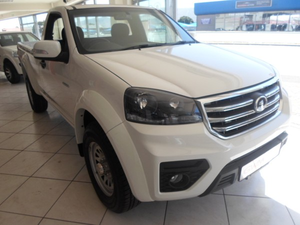 2019 GWM Steed 5 2.0 WGT Diesel WH Single Cab Facelift  Western Cape Goodwood_0