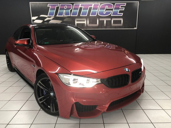 2015 BMW M4 Coupe M-DCT Free State Bloemfontein_0
