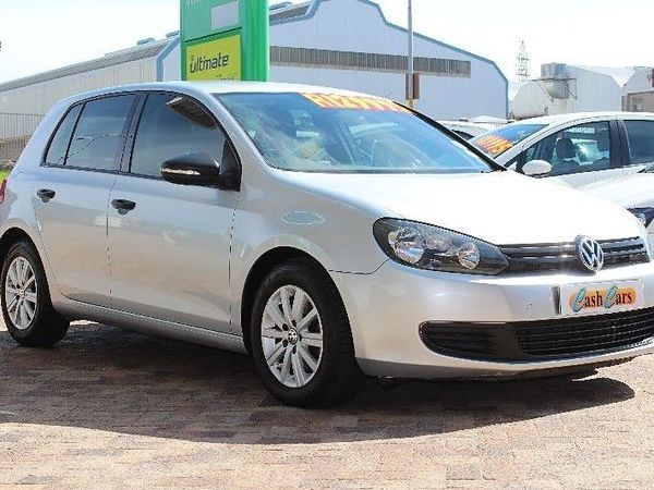 2009 Volkswagen Golf Volkswagen Golf Vi 1.4 Tsi Trendline Western Cape Bellville_0