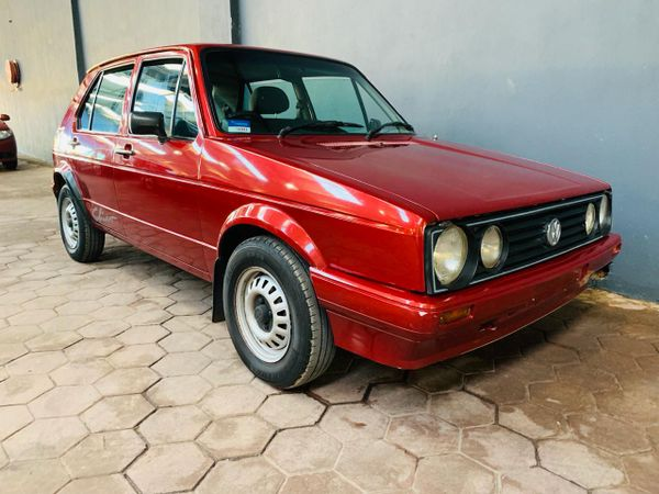 1999 Volkswagen CITI Chico 1.3  Gauteng Silverton_0