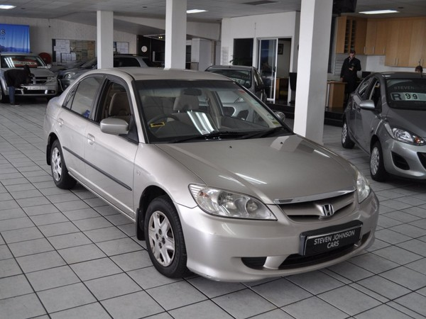 2006 Honda Civic 150At  Western Cape Cape Town_0