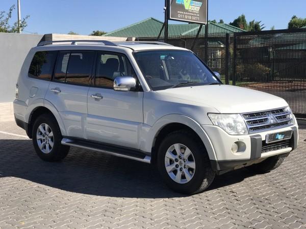 2010 Mitsubishi Pajero 3.2 Di-dc Gls At  Gauteng Johannesburg_0