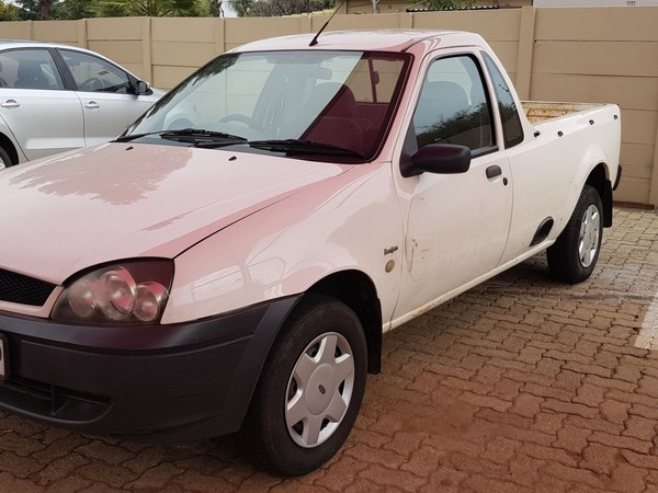 2008 Ford Bantam 1.6i Pu Sc  Gauteng Boksburg_0