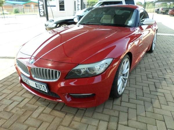 2012 BMW Z4 Sdrive35is At  Gauteng Pretoria_0