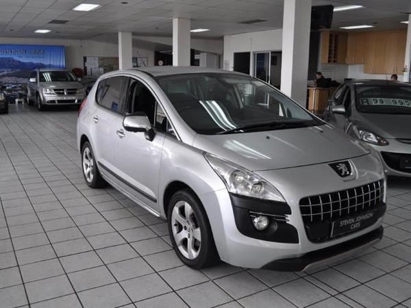 2012 Peugeot 3008 1.6 Vti Comfortactive  Western Cape Cape Town_0