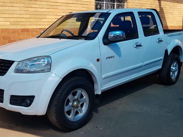 2013 GWM Steed STEED 5 2.0 WGT Double Cab Bakkie Gauteng Pretoria_0