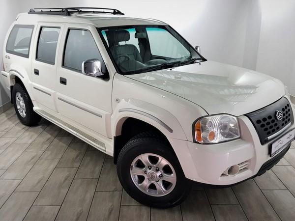 2010 GWM Multi-wagon 2.8 Tdi Multiwagon 4x4  Free State Bloemfontein_0