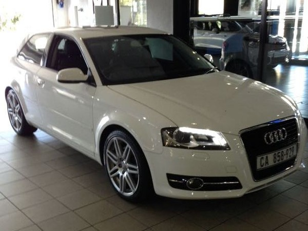 2011 Audi A3 2.0 Tfsi Ambition S Tronic Call Kent 079 899 2793 Western Cape Claremont_0
