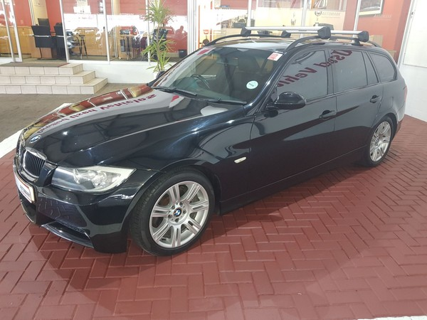 2006 BMW 3 Series 320i Touring e91  Western Cape Goodwood_0