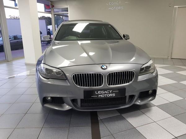2013 BMW 5 Series BMW 520d Auto MSport Western Cape Bellville_0