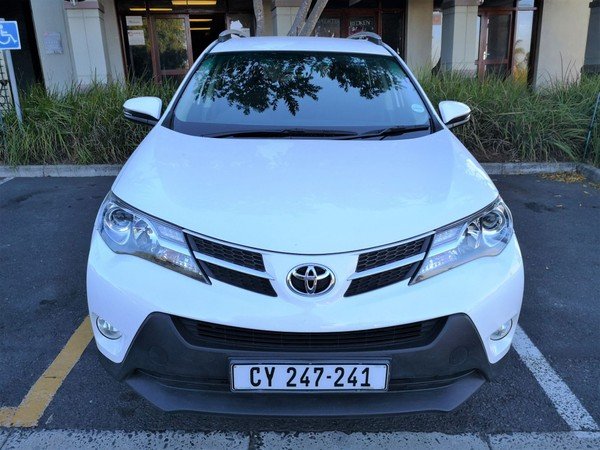 2015 Toyota Rav 4 RAV4 2.0 GX Only 35000 km Western Cape Durbanville_0