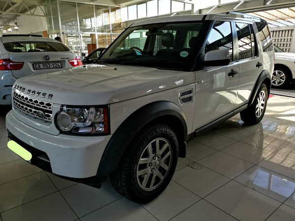 2013 Land Rover Discovery 4 3.0 TD V6 155kw Western Cape Tokai_0
