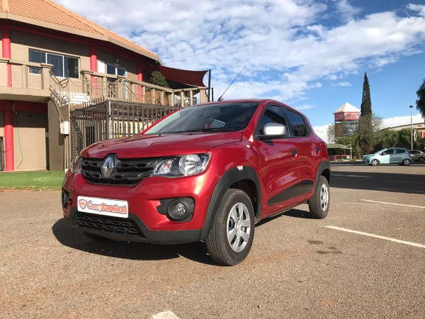 2015 Renault Kwid Suv Manual with 16000kmlike new Gauteng Brakpan_0
