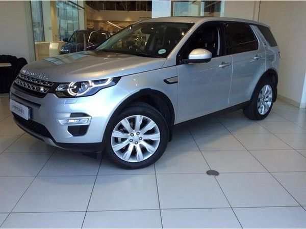 2016 Land Rover Discovery Sport 2.2 SD4 HSE LUX Gauteng Rivonia_0