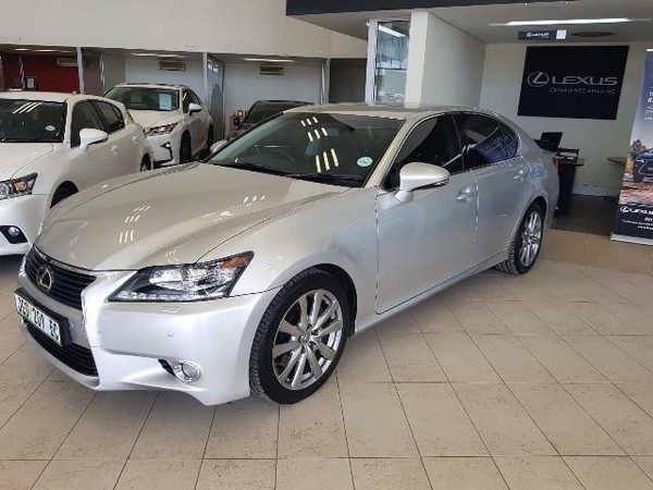 2013 Lexus GS 250 Ex At  Western Cape Cape Town_0