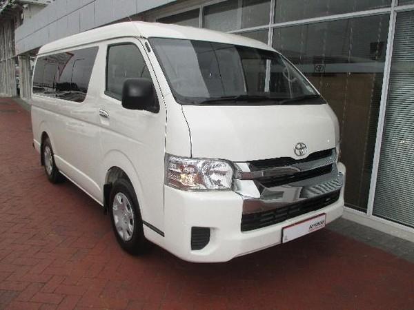 2017 Toyota Quantum 2.7 10 Seat  Western Cape Tokai_0