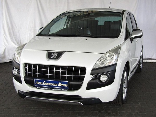 2010 Peugeot 3008 1.6 Thp Executive  Western Cape Goodwood_0
