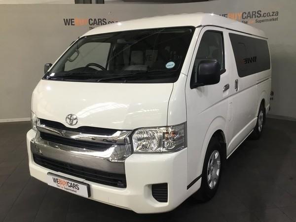 2017 Toyota Quantum 2.7 10 Seat  Western Cape Cape Town_0