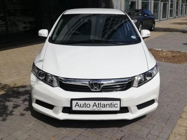 2012 Honda Civic 1.6 Comfort  Western Cape Cape Town_0