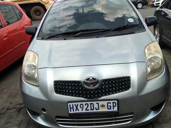 2008 Toyota Yaris T3 5dr  Gauteng Pretoria_0
