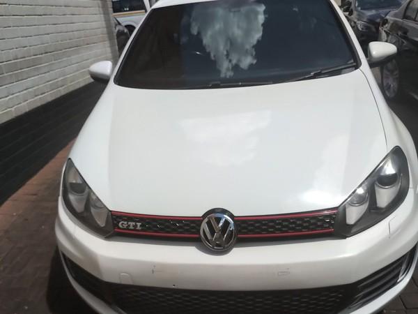 2014 Volkswagen Golf VI GTI 2.0 TSI DSG Cabriolet Gauteng Pretoria_0
