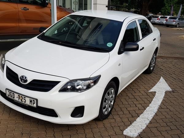 2015 Toyota Corolla Quest 1.6 Mpumalanga Barberton_0