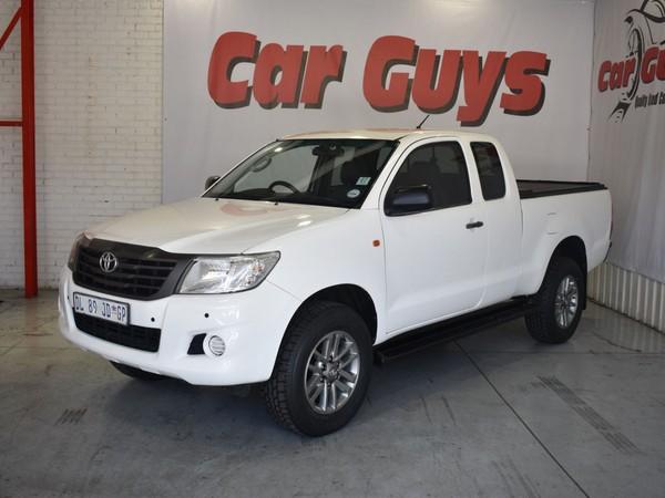 2015 Toyota Hilux 2.5 D-4D RB SRX PU XTRA CAB Gauteng Pretoria_0