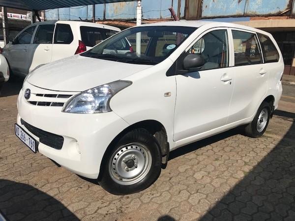 2014 Toyota Avanza 1.3 S Fc Pv  Gauteng Roodepoort_0