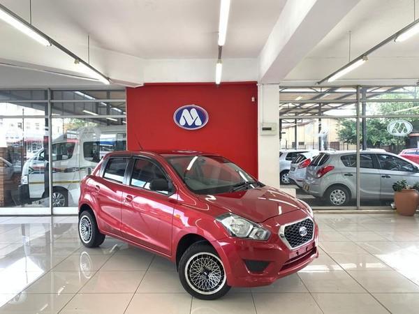 2014 Datsun Go 1.2 LUX Gauteng Vereeniging_0