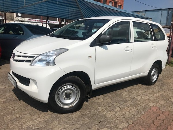 2015 Toyota Avanza 1.3 Fc Pv  Gauteng Roodepoort_0