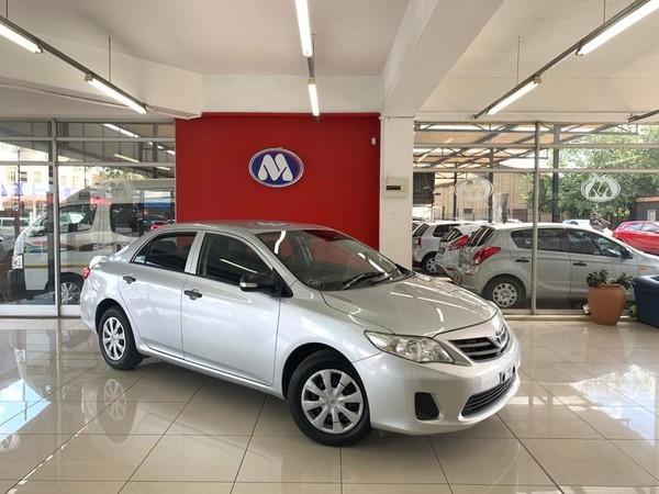 2013 Toyota Corolla 1.3 Professional  Gauteng Vereeniging_0