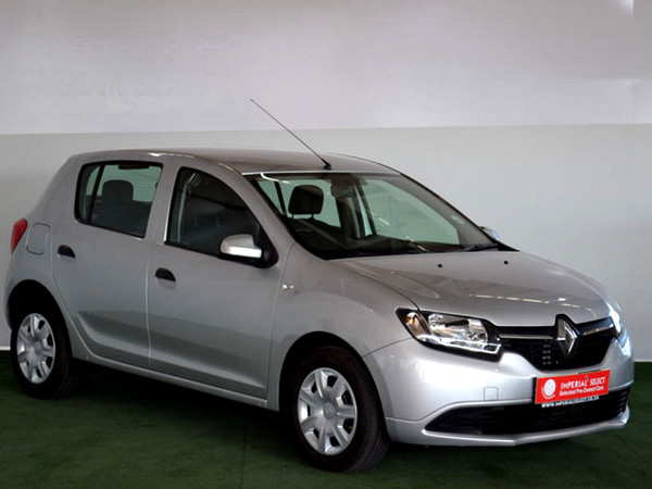 2016 Renault Sandero 900 T expression Western Cape Cape Town_0