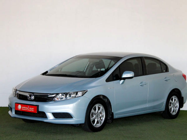 2013 Honda Civic 1.6 Comfort At  Western Cape Strand_0