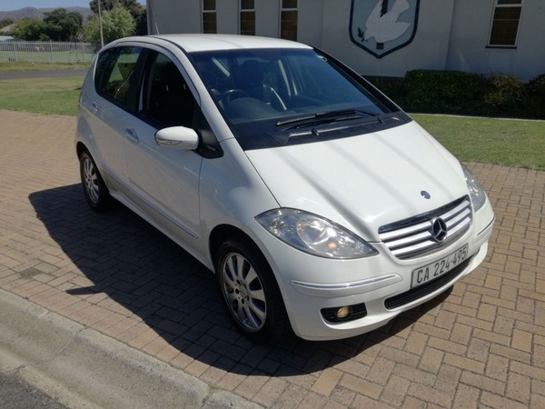2005 Mercedes-Benz A-Class A170 Manual Western Cape Wynberg_0