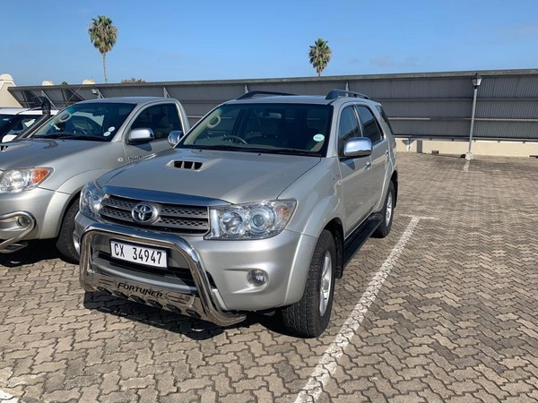 2009 Toyota Fortuner 3.0d-4d Rb At  Western Cape George_0